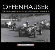 Offenhauser: The Legendary Racing Engine and the Men Who Built It Book~NEW HC!