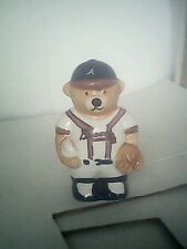 Hunter MLB 1998 Atlanta Brave Salt or Pepper Shaker