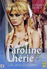 Dvd CAROLINE CHERIE *** Vittorio De Sica ***   ......NUOVO