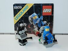 LEGO SPACE No 6809 XT-5 AND DROID 100% COMPLETE + INSTRUCTIONS 1980s