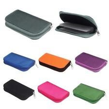 Memory Card Storage Wallet Case Borsa Supporto SD Micro Mini 22 Slot