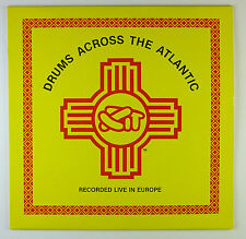 "12"" LP - Xit  - Drums Across The Atlantic - B4653 - washed & cleaned"
