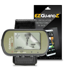 4X EZguardz LCD Screen Protector Skin Cover Shield HD 4X For Garmin Foretrex 401