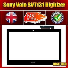 New Sony VAIO PRO 13 ULTRABOOK TCP13E69 Black Touch Screen Digitizer Front Panel
