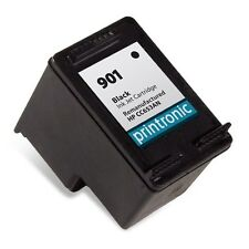 Ink Cartridge for OfficeJet 4500 J4624 G510n J4524 - HP 901 Black CC653AN