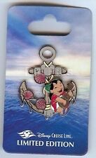 LILO STITCH DCL ANCHOR SERIES CRUISE LINE 2011 NEW ON CARD VHTF DISNEY PIN