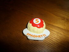 VTech Replacement Alphabet ABC Refrigerator Letter S SPAGHETTI