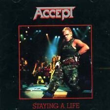 Accept - Stayong Alive [New CD] Holland - Import