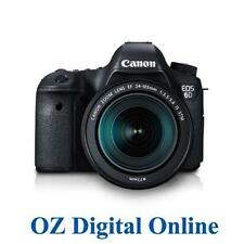 NEW Canon EOS 6D +24-105 STM Lens Kit 20.2MP WiFi DSLR Camera 1 Yr Au Wty