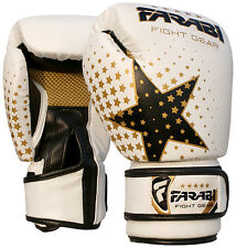 Farabi Star Kids Boxing gloves 6-oz kickboxing, Martial Arts, MMA, Muay Thai