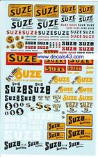 decals decalcomanie deco plein pub suze  1/43 et plus