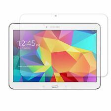 "5x QUALITY CLEAR SCREEN PROTECTOR COVER FOR SAMSUNG GALAXY TAB 4 10.1"" T530"