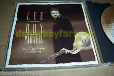 Lee Roy Parnell NM CD We All Get Lucky Sometimes