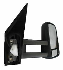 DOOR MIRROR RIGHT LONG ARM ELECTRIC + INDICATOR MERCEDES SPRINTER VW CRAFTER 06