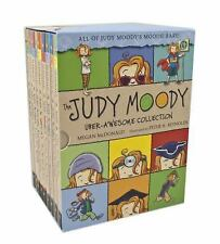 The Judy Moody Uber Awesome Collection Bks. 1-9 by Megan McDonald (2011,...