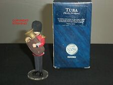 CORGI F07161 ICON SCOTS GUARDS BAND TUBA PLAYER METAL TOY SOLDIER FIGURE