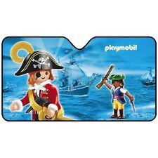 Pare-soleil avant PLAYMOBIL pirates taille XL 80 x 140cm