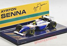 NEW 1/43 Minichamps 547940202 WILLIAMS RENAULT fw16, Pacific GP 1994, Senna #2