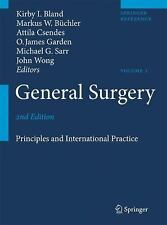 NEW General Surgery: Principles and International Practice by K.I. Bland Hardcov
