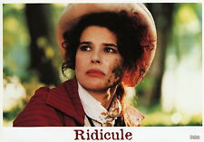 FANNY ARDANT CHARLES BERLING RIDICULE 1996 2 PHOTOS D'EXPLOITATION VINTAGE
