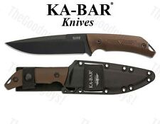 Ka-Bar - Jarosz Turok Tactical Fixed Blade Knife w/ Sheath (USA) 7503 NEW
