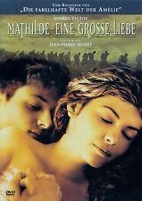 """MATHILDE - EINE GROSSE LIEBE (""""UN LONG DIMANCHE DE FIANÇAILLES"""") / 2 DVD-SET"""