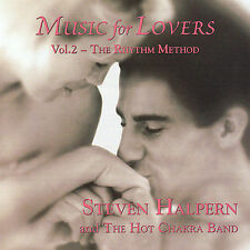 FREE US SH (int'l sh=$0-$3) ~LikeNew CD Steven Halpern: Music for Lovers 2