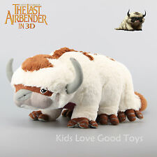 "The Last Airbender Resource 20"" Appa Avatar Stuffed Plush Doll Toy X-mas Gift"
