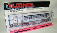 Lionel new 6-12811 Alka-seltzer tractor and trailer