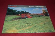 Case International Mower Conditioners For 2001 Brochure YABE10 ver2