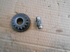Yamaha Grizzly 660 YFM 660 YFM660 2005 05 electric starter drive gears gear