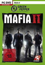 Mafia II (PC, 2014, Dvd-Box) Nuovo + OVP