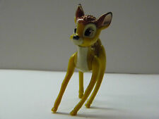 Bambi Collectible Figurine Legs Move Flat or Stand 3.5 x 5 x 1 Disney Plastic