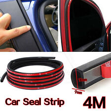 UK4M Small D-Shape Motor Car Truck Door Rubber Sealing Hollow Strip Weatherstrip