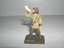 Robin Hood of Sherwood Forest with Horn handmade figure.