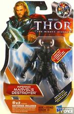 MARVEL THOR IL POSSENTE VENDICATORE-INFERNO MARVEL'S Figura Destroyer-NUOVO