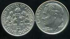 USA dime 10  cents  1999 P   ( bis )