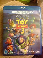 toy story 3 double plat blu-ray & dvd