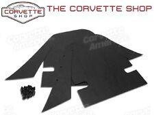 C3 Corvette A Arm Dust Covers w/ Fasteners Control Arm Rubber 1968L-82 1501