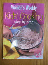 Cook Book KIDS COOKING Recipes for Children Australian Women's Weekly Cookery