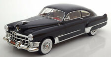1949 Cadillac Series 62 Club Sedanette Black by BoS Models LE of 1000 1/18 Scale