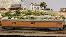 AHM IHC Rivarossi HO  1930's Streamlined UP Golden State, Baggage Car, Exc OB.