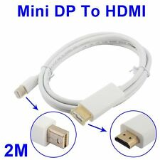 CAVO MINI DISPLAY PORT to HDMI ADATTATORE PER MACBOOK AIR - PRO PER PORTA MINIDP