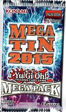 Mega Tin 2015 1st Edition Booster Pack x1