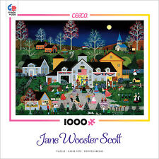 1000 Piece Ceaco Jigsaw Puzzle Jane Wooster Scott - Swing Your Partner