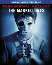 Paranormal Activity: The Marked Ones [2 Discs] [Blu (2014, REGION A Blu-ray New)