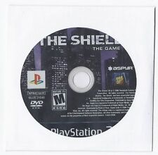 Shield: The Game (Sony PlayStation 2, 2007)