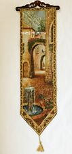 Wall Mural Embroidery Decorative Damascus Alley 32cm X 110cm حاراة الشام