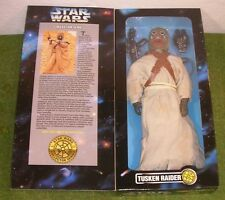 "STAR WARS A NEW HOPE TUSKEN RAIDER COLLECTOR SERIES 12"" INCH"