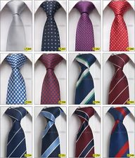 "Wholesale Lots of 5 PCS Woven Silk Skinny Slim Narrow 2.5"" Neckwear Wedding Tie"